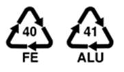 oznacenia kovov