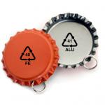Separujme správne-kovové obaly a nápojové kartóny