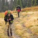 Prešli Slovenskom za 37 dní. Najdivokejšie sú Bukovské vrchy, najhorší poľovníci