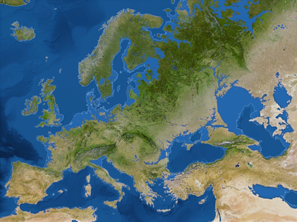 Europe-if-all-the-ice-melted