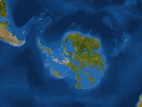 antarctica-if-all-the-ice-melted