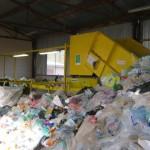 Ako funguje separačná linka odpadu