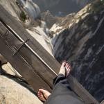 Nebezpečný turistický chodník v Číne privádza turistov do vysokohorskej čajovne
