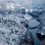 20 dych vyrážajúcich fotografií zimnej krajiny