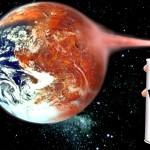 Zem-planéta smutných kontrastov
