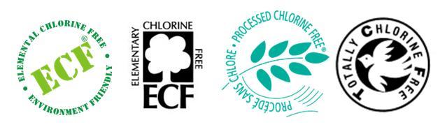 ECF,PCF loga