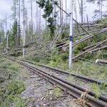 Na odstraňovanie dôsledkov veternej smršte Žofia vláda vyčlenila 1,12 milióna eur