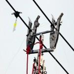 Aj na Slovensku sa budú vysokonapäťové elektrické vedenia ligotať