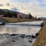 Na rieke Poprad sa začnú stavať rybovody
