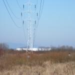 Chladné dni využívajú odborníci na mapovanie rizikovosti elektrických vedení