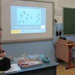 Prednáška o dážďovníkoch v Šrobárovom ústave